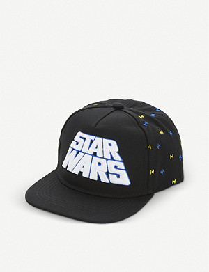 FABRIC FLAVOURS Kids Disney Star Wars snapback cap