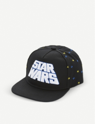 FABRIC FLAVOURS Star Wars snapback 帽