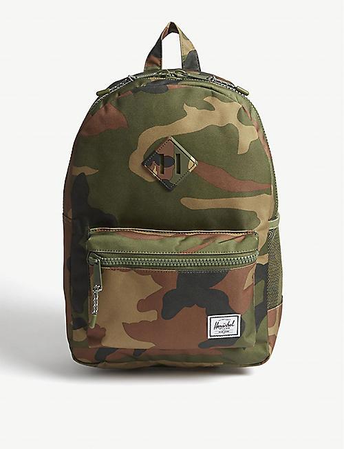 HERSCHEL SUPPLY CO Heritage camouflage backpack 9l c3b25d1d94