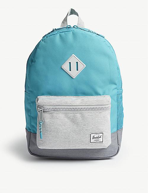 HERSCHEL SUPPLY CO Heritage colourblock backpack 9l cff3076c3d563