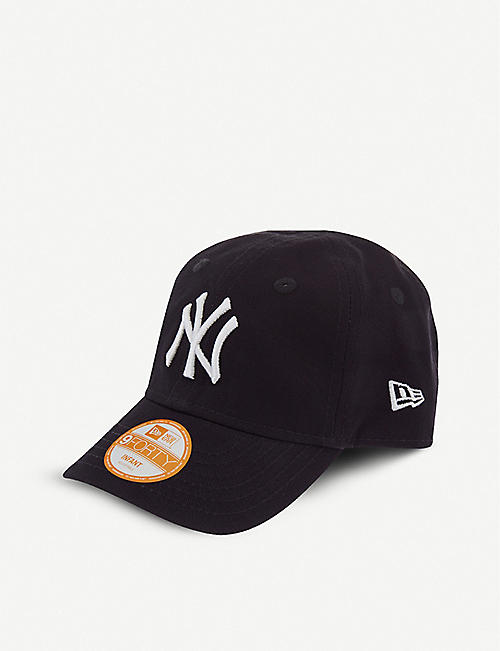 NEW ERA: Kids New York Yankees 9FORTY cotton baseball cap