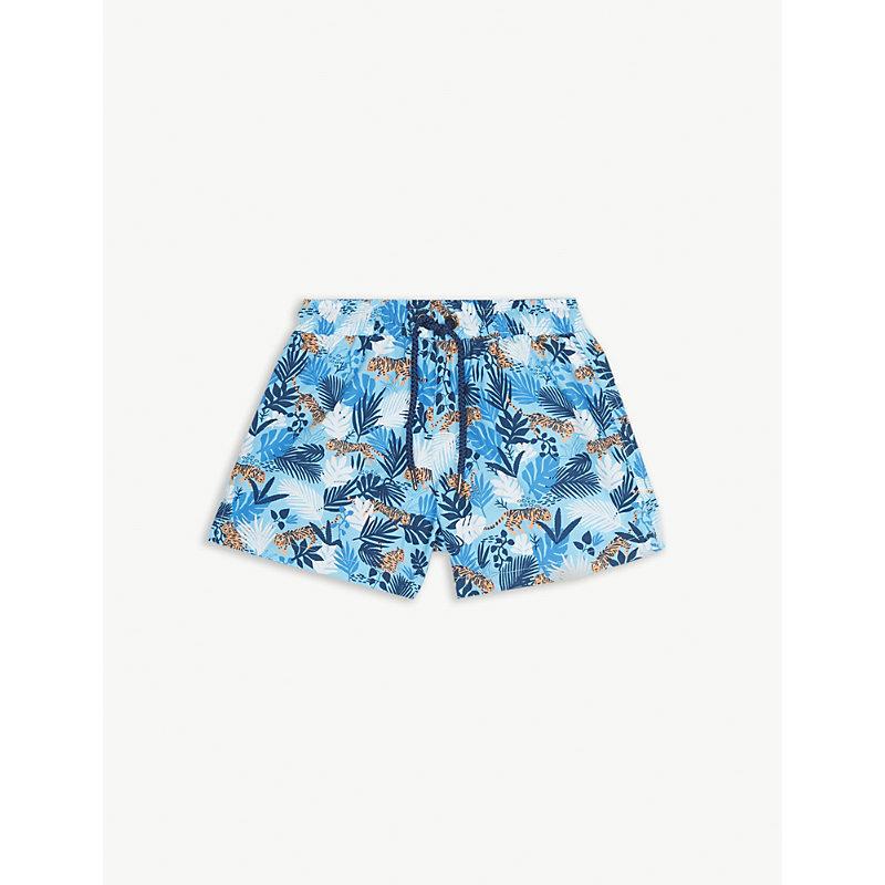 SUNUVA | Jungle Print Swim Shorts 3-24 Months | Goxip