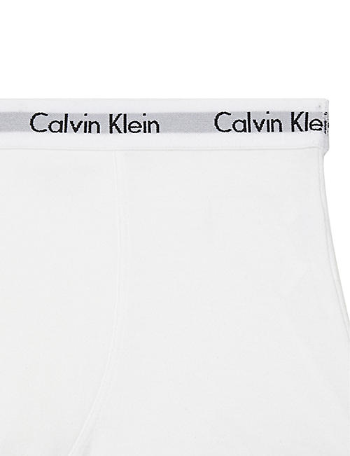 CALVIN KLEIN Modern Cotton trunk boxers set of two 4-16 years
