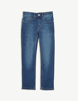 CALVIN KLEIN JEANS Slim fit jeans 4-16 years
