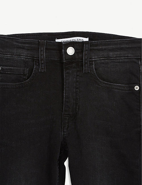 CALVIN KLEIN JEANS Tapered leg jeans 4-16 years