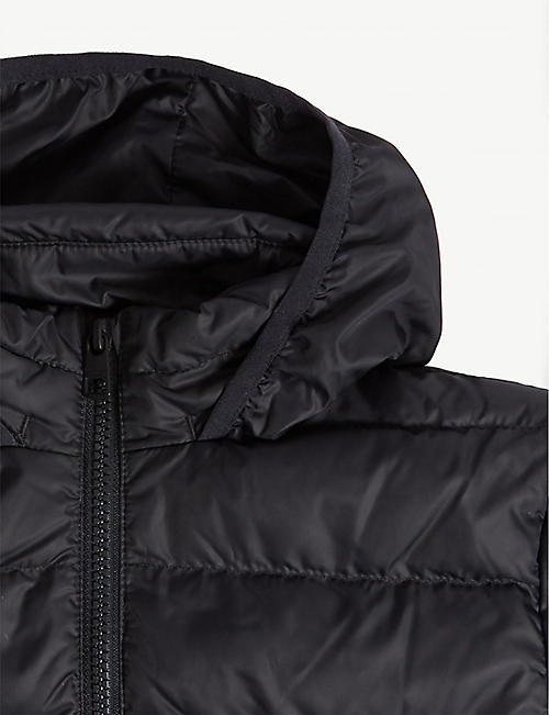 CALVIN KLEIN JEANS Quilted bomber jacket 4-16 years