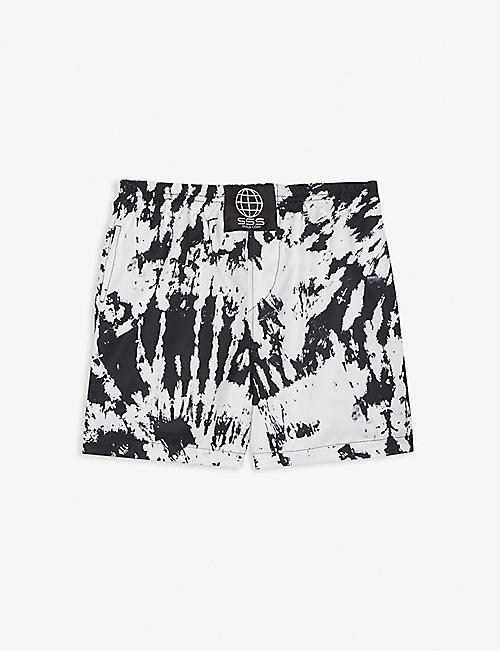 d430f7e89b SSS WORLD CORP Tie-dye print swimshorts 4-8 years