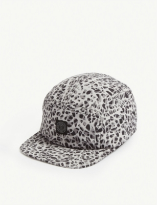 SOMETIME SOON Leopard print cap 4 years