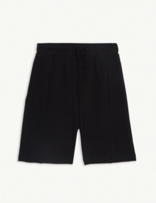 SOMETIME SOON Jersey cotton sweat shorts 4-14 years