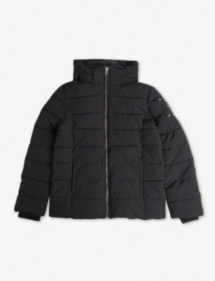 MOOSE KNUCKLES Mid-length puffer jacket S-XL