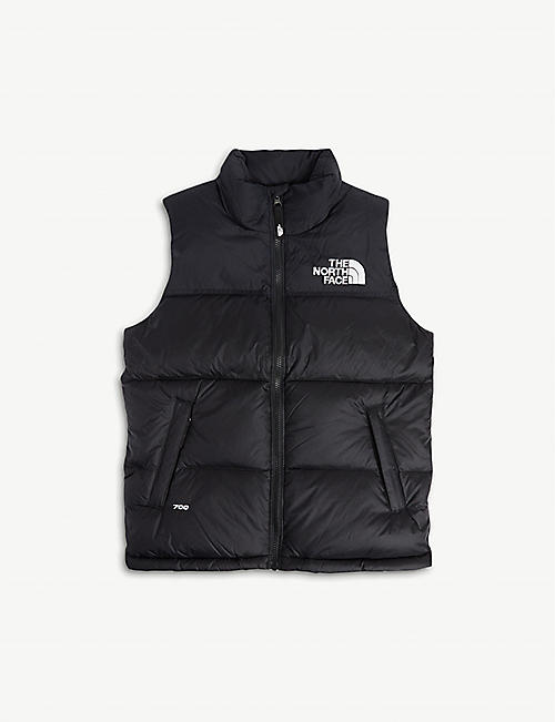 THE NORTH FACE Nuptse padded gilet 6+ years