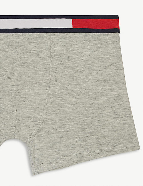 TOMMY HILFIGER Cotton boxer briefs pack of two