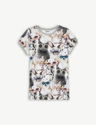 MOLO Graphic printed T-shirt 4-14 years
