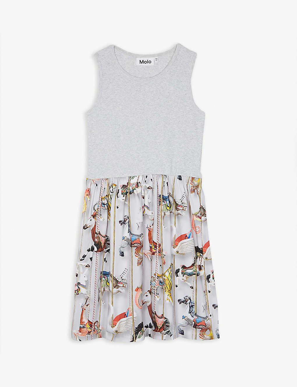88986ae5f MOLO - Colleen carousel dress 3-14 years | Selfridges.com