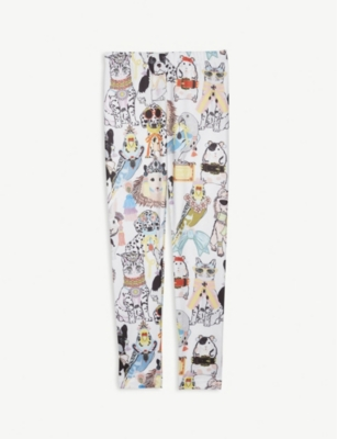 MOLO Graphic print leggings 4-14 years