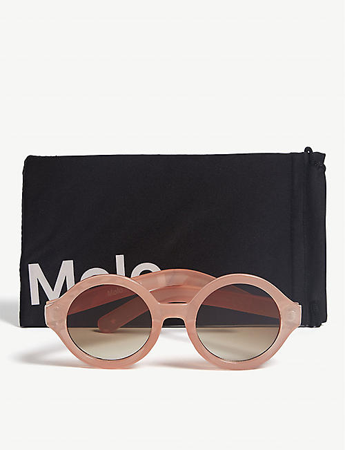 MOLO Shelby round sunglasses