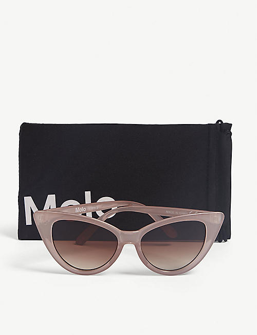 MOLO Sana cateye sunglasses