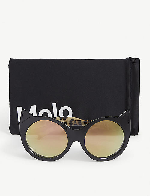 MOLO Shea cat-eye sunglasses 2-16 years