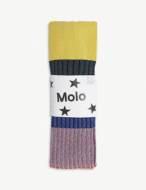 MOLO Rainbow stripe tights 3-10 years