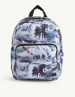 MOLO Mythical creatures shell backpack
