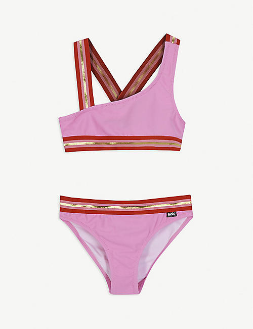 MOLO: Nicola striped bikini 4-12 years