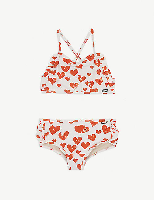 MOLO: Nika heart bikini 4-12 years