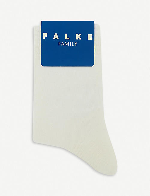 FALKE: Family cotton-blend socks years 3+