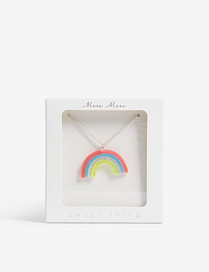MERI MERI Rainbow necklace
