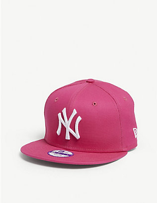 NEW ERA: Kid's New York Yankees 9FIFTY cotton baseball cap