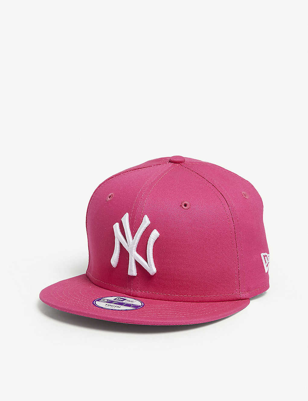0457f78c0b484 9FIFTY New York Yankees snapback cap - Pinkwhite ...