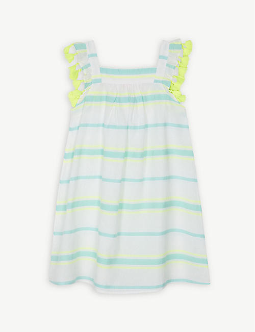 SUNUVA Striped tassel sun dress 3-14 years