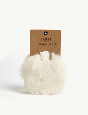 BARTS AL Faux fur ear muffs