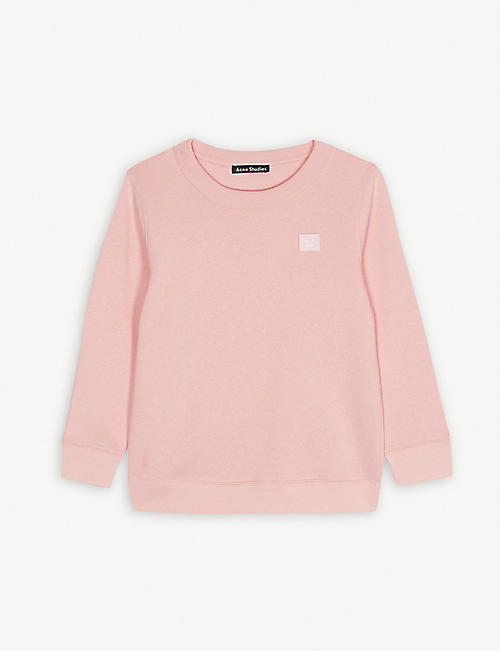 ACNE STUDIOS: Fairview sweatshirt 3-10 years