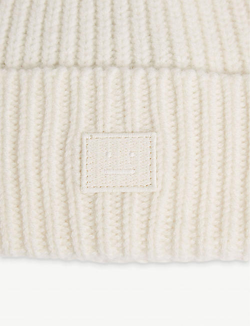 ACNE STUDIOS Mini Pansy beanie 8-10 years