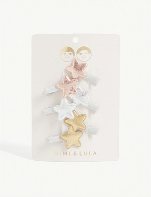 MIMI & LULA Star hair clips