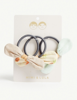 MIMI & LULA Three pack hairbands