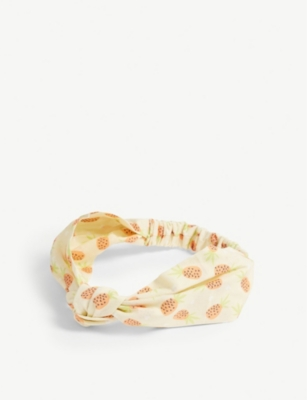 MIMI & LULA Pineapple beach headband