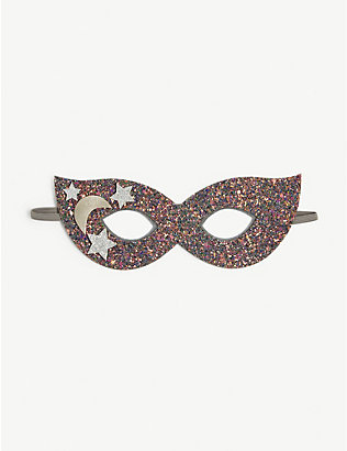 MIMI & LULA: Moon and stars superhero mask