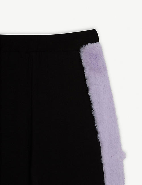 WAUW CAPOW Fluffy jogging bottoms 3-9 years