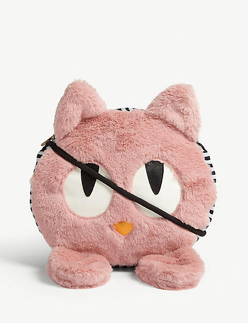 WAUW CAPOW Round cat bag