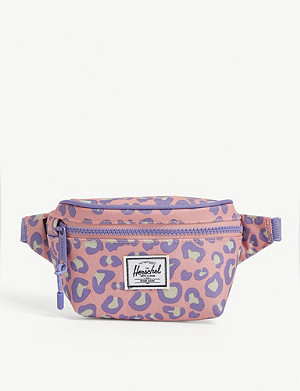 HERSCHEL SUPPLY CO Leopard print Twelve belt bag
