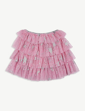 LIBERATED FOLK Star and moon tutu skirt 2-16 years