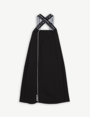 DKNY #ONLYINDKNY strappy dress 6-16 years