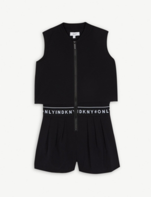 DKNY Playsuit 8-12 years