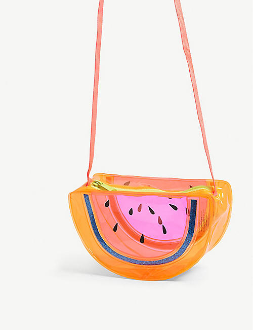 BILLIE BLUSH Watermelon PVC cross-body bag