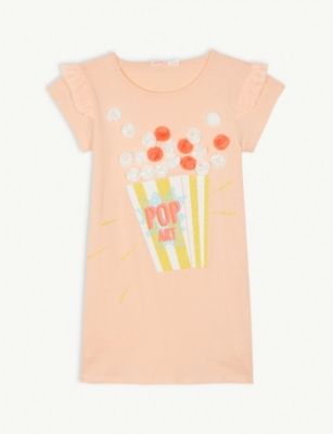 BILLIE BLUSH Pop art cotton dress 4-12 years