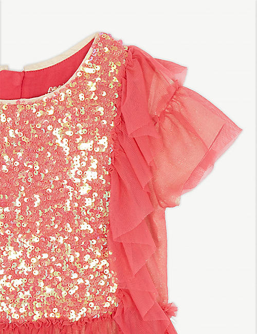 BILLIE BLUSH Sequin dress 4-12 years