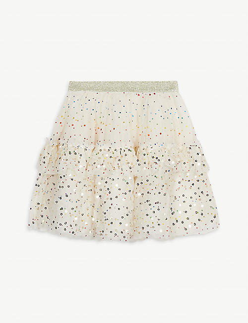 BILLIE BLUSH Sequin tutu skirt 4-12 years