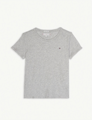 TOMMY HILFIGER Essential cotton T-shirt 4-16 years