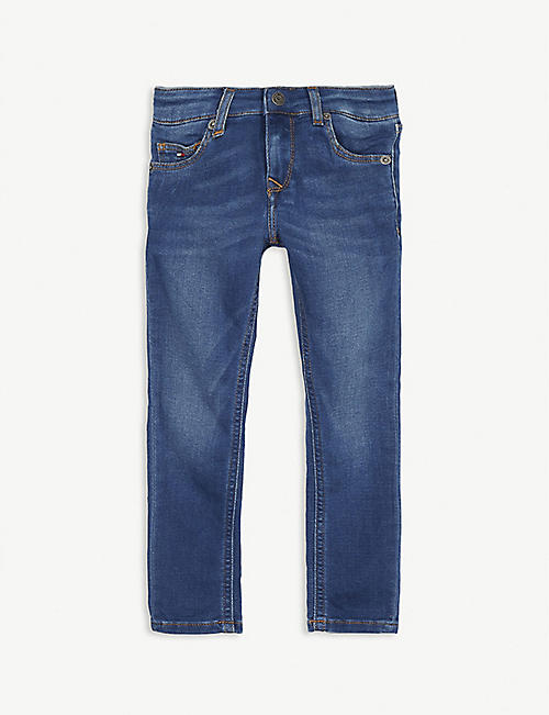 TOMMY HILFIGER Nora skinny denim jeans 4-16 years